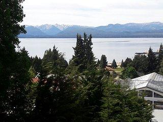 Acogedor apartamento con vista al lago Nahuel Huapi, San Carlos de Bariloche
