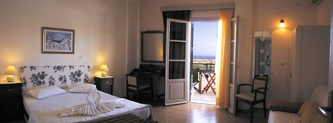 Junior suite , sea view