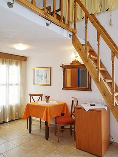 view , bungalow suite for 4 or 5 guests