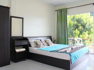 New Apartment with Kitchen near Beach 2fl A, Lamai Beach