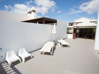 Duplex 'Alegranza', Costa Teguise, 500 del mar