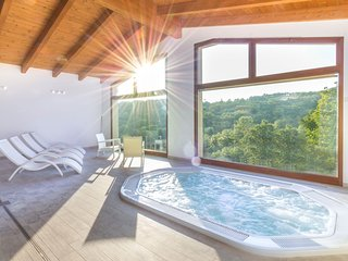 Villa cantone with private SPA