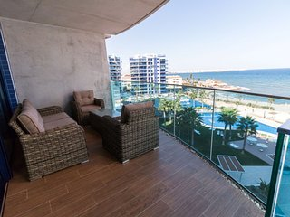"Luxury apartment with sea views ""Julia"""