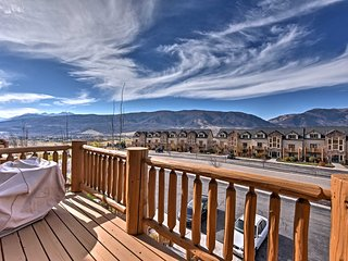 NEW! 3BR Eden Condo w/Resort-Style Amenities!