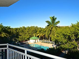 Delightful island getaway! Gorgeous views with pool and hot tub access!, Key West