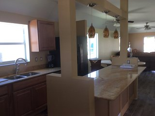 Newly remodeled bottom unit near Times Square, Fort Myers Beach