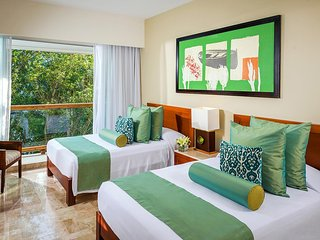 COMFORTABLE LIVING at MAYAN PALACE 2BR RIVIERA MAYA Cancun MarGan, Cancún