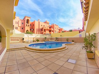 Nice apartment 100m from beach with the Pool
