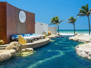 Luxurious Two Bedroom Suite Sea Garden Vidanta Resort in Acapulco