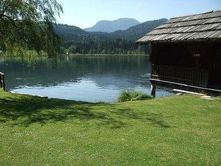 Haus Garz - Urlaub am Weißensee (Kärnten), Techendorf