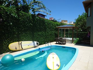 Hauss Floripa - Jacuzzi, BBQ and Swimming pool / Private Condo