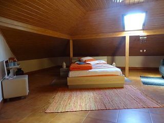 Country room with sea and mountain views., Ribeira Brava