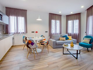 Dream Suite, inspirada en el mundo de los sueños, situada en tercera planta.