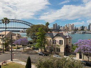 Sydney Harbour dream view - Christmas and New Year, McMahons Point