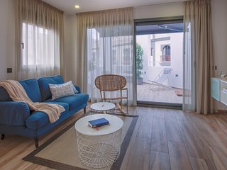 La Suite 17, fabuloso ático de estilo ibicenco, Las Palmas de Gran Canaria