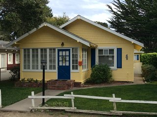 Charm in Pacific Grove - One of the region's best monthy values