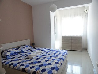 Luxury three bedroom apartment in the centre of Budva