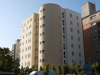 Modern flat in Poznan