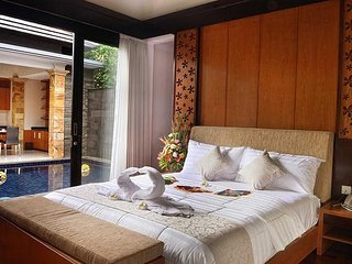 Kori Maharani~2BR Private Pool Villa~Lebih Beach