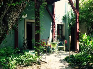 Central city appartment with garden, Regensburg
