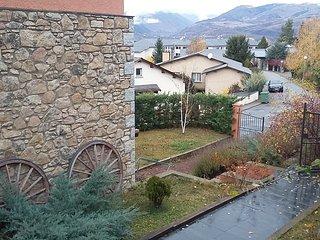 Precioso apartamento con jardin y jacuzzi
