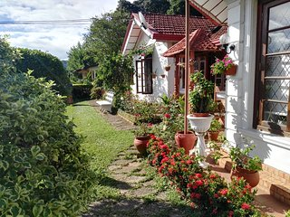 Comfortable home stay in charming old villa.