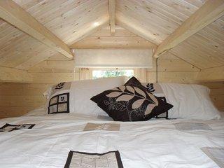 SYLVA Log Cabin in Fowey, St Blazey