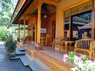 Rusma House & Spa~Balinese Atmosphere