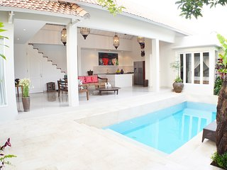 "Stylish Bright Spacious 2 Bedroom Villa, Batu Belig"", Kerobokan"