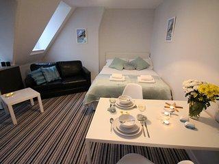 West Cliff Studio Apartment 38, Bournemouth