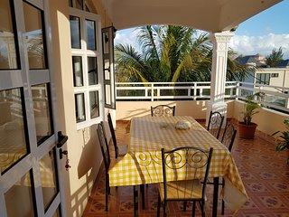 Appartement 3 chambres à 10 mn de la plage
