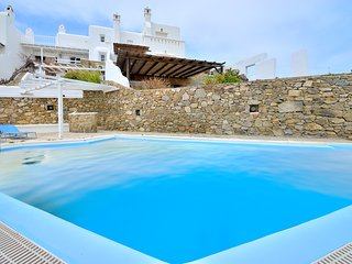 Villa ''Desiree'' - Seablue Villas Mykonos, Tourlos