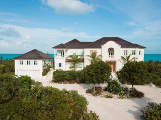 Long Bay House Vacation Rental Villa, Providenciales, Turks & Caicos Islands