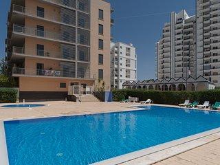 Sagan White Apartment, Armacao Pera, Algarve, Armação de Pêra