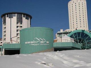 Affitto appartamento Sestriere Villaggio Olimpico****