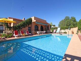 3 bedroom Villa in Calpe, Valencia, Spain : ref 5487708