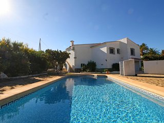 2 bedroom Villa in Calpe, Valencia, Spain : ref 5487710