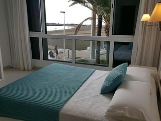 Beachfront Apartment Las Burras MRA 02, San Agustin