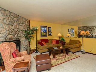 Park Place Living Room Breckenridge Lodging Vacation Rental