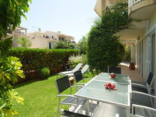 Oliveres, nice ground floor apartment in the heart of Port de Pollenca