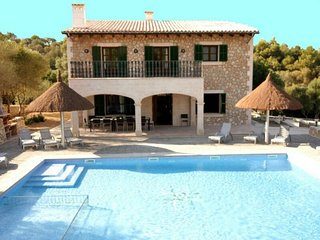 Sa Sinia – Fantastic holiday home in the middle of the Majorcan scenery nearby Petra, Sant Joan