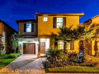 5428SC-Casita Orange, Davenport