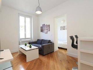 Bel appartement 2 pièces lumineux et refait à neuf