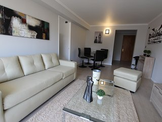 New! El golf walking to Costanera mall, Santiago