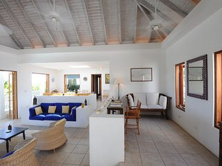 Private luxury home minutes away from two white sandy beaches, Anguilla