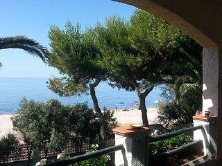 House on the beach near to Cagliari, Capitana