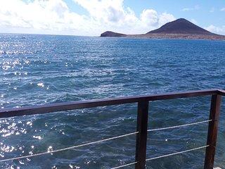 El Picachon dupléx 1ra linea al mar, El Médano
