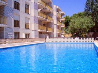 Fantasticos apartamentos con piscina, junto la playa. Ideal para familias. Ref.
