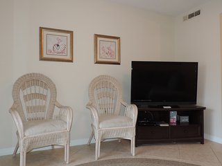 51' Smart TV, HD Cable, Blu-Ray DVD Player, Game Cube and Games,  & Secure WiFi