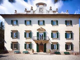 Villa Monteriggioni - Spectacular villa in the Chianti region
